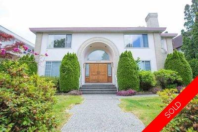 South Granville House for sale:  8 bedroom 4,830 sq.ft. (Listed 2020-04-13)